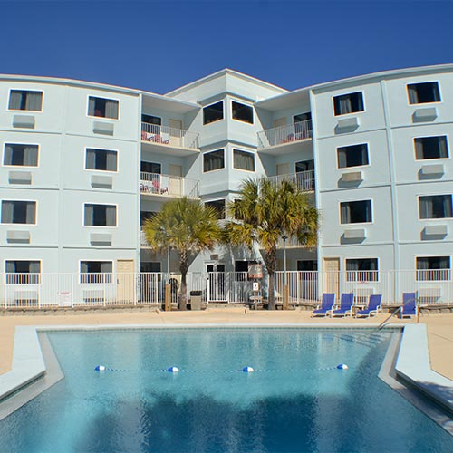 Hotels In Panama City Beach >> Guest Rooms Boardwalk Beach Hotel Convention Center